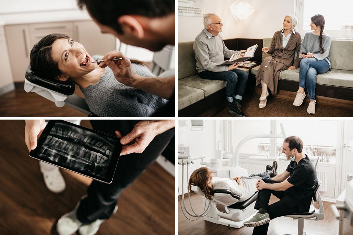 Stellenangebote im Bereich Zahnmedizin beim Zahnarzt in Kempten (Allgäu)